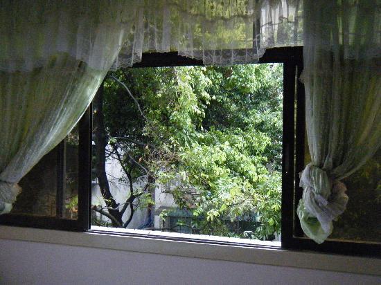 Youjian Hostel: 窗口
