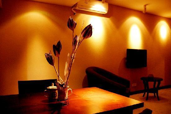 Xinqing Apartment Hotel Chengdu Xinian : 点缀