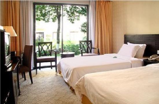 Dongguan Hotel: 这是豪华客房