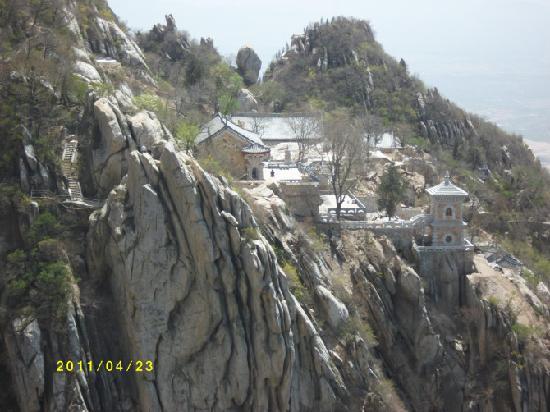 Sanhuang Village Scenic Resort: 寨子