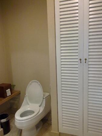 Genway International Hotel : 干净的洗手间