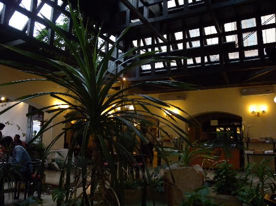 Grandhotel Brno: 酒店餐厅