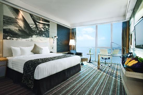 Crowne Plaza Hotel Suzhou: Deluxe Lakeview Room
