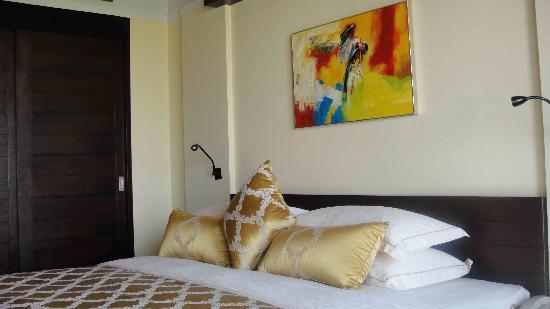 Guanfang Hotel: 大床