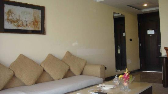 Guanfang Hotel: 客厅