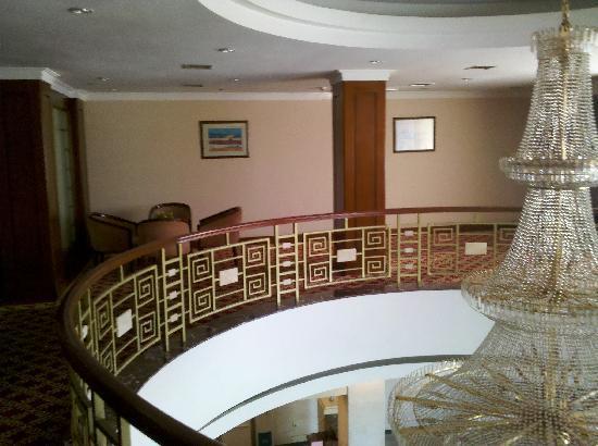 Pingdu Hotel: 客房楼二楼