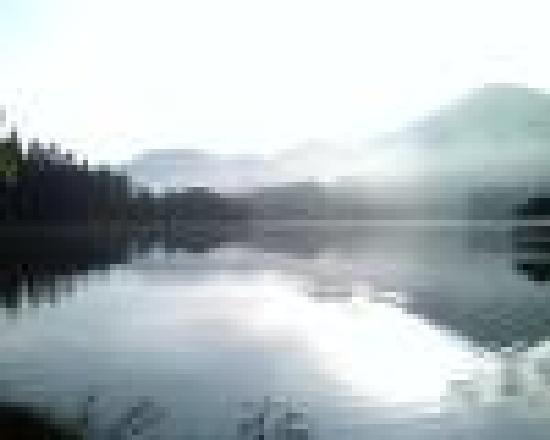 Jianfeng Ridge National Forest Park: 傍晚时的山水