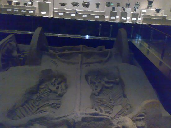 Lintong Museum: 20060102005