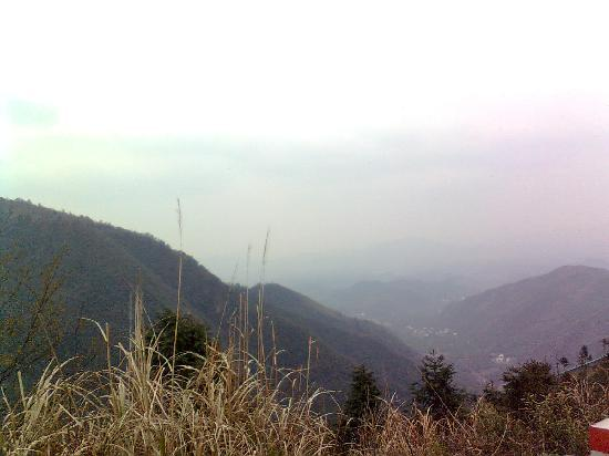 Lin'an Dongtianmu Mountain