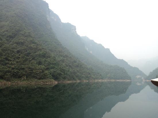 Changyang County, China: 不忍心说话了都