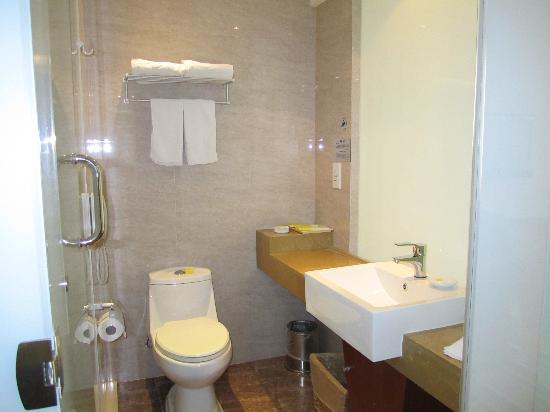 Oasis Tower : 卫生间设施