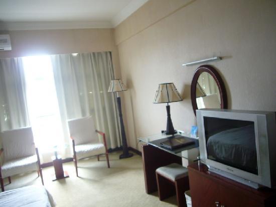 Lihu Tian Ma Hotel : 双人标间