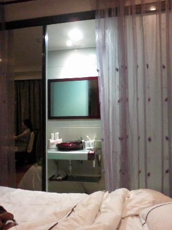 GreenTree Inn Hangzhou West Lake Avenue Business Hotel : binguan2
