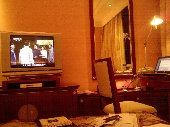 Tiantai Hotel: 房间2