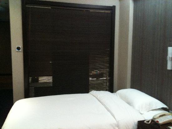 International Trade Hotel : 床还是比较舒服的