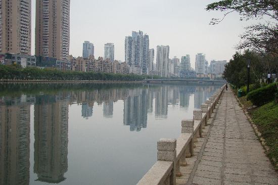 Ξιαμέν, Κίνα: 厦门的一角