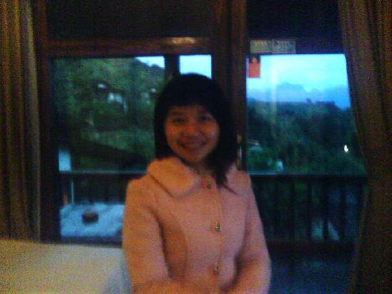 Qidong Hot Spring Resort: 很舒服,很温馨