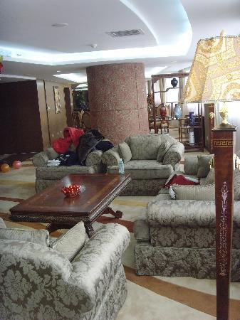 Urumqi Southern Airlines Pearl International Hotel: 客厅