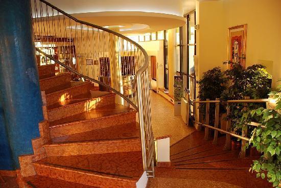 Hotel Albavilla : 酒店一角
