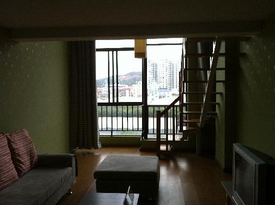 The Oceania Hotel Yunnan: 复式结构