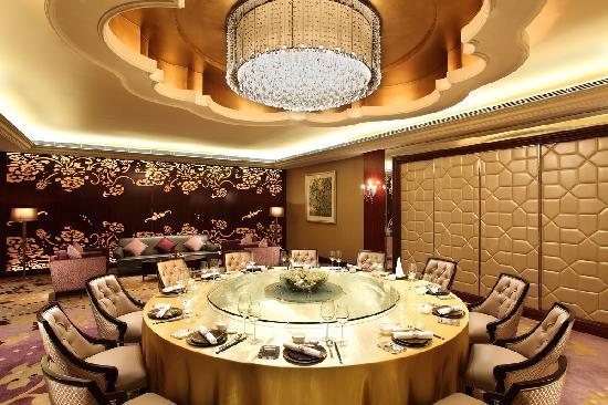 Howard Johnson Kaina Plaza Changzhou Chinese Private Dining Room