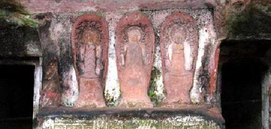 Leshan Stone Tomb