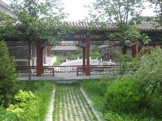 Taishen Xianghe Manor: 王府院落