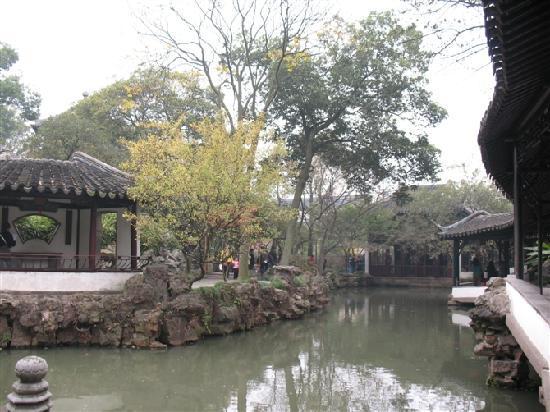 Klassische Gärten von Suzhou: 5