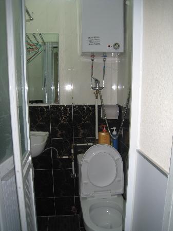 New Citygate Hotel: 也就1平米的洗手间