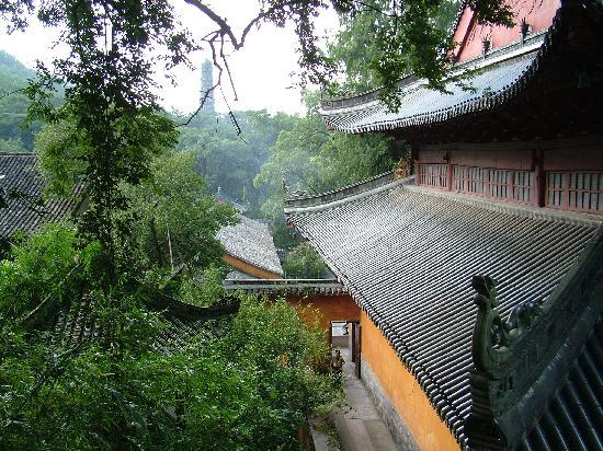 Tiantai County, China: 国清寺