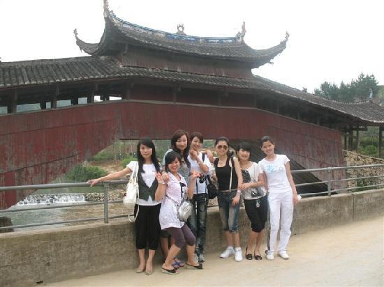 Taishun County, Kina: 泰顺廊桥