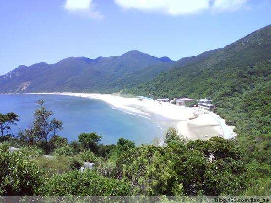 珠海荷包島