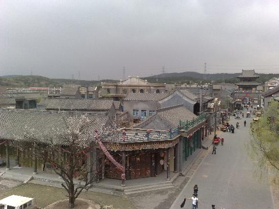 Guandong Movie City: 俯瞰影视城