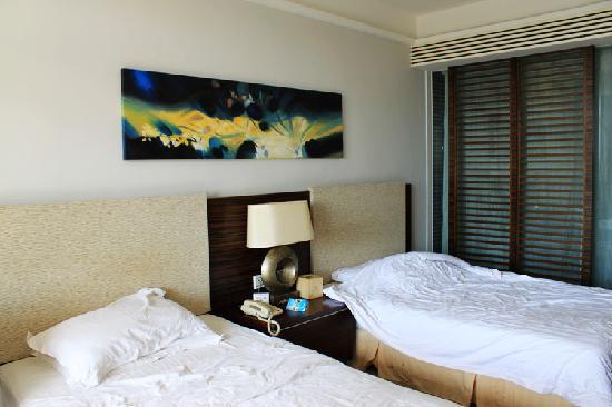 Jing Di Hotel: 房内照片