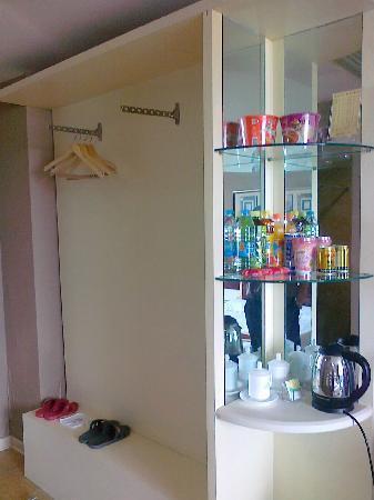 TIRU Business Hotel : 洗手间