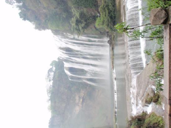 Huanguoshu Steles Park of Anshun : 瀑布