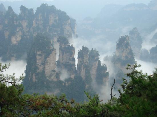 Zhangjiajie, China: dsc06805