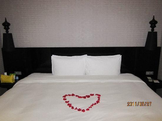 Le Parker International Hotel: 高级河景房