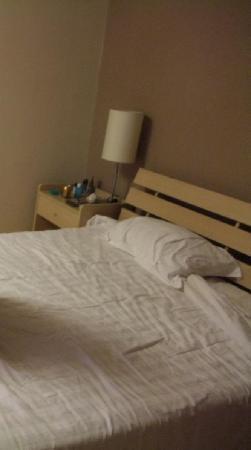 Taiyue Suites Hotel: 根据某人要求把人遮住了!!很宽敞哦!