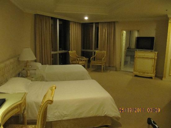 Adriatic Palace Bangkok: 房间
