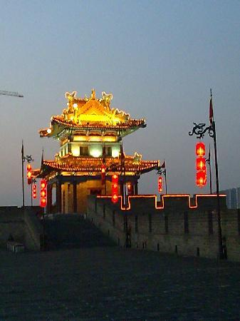 Xi'an City Wall (Chengqiang): 图像003