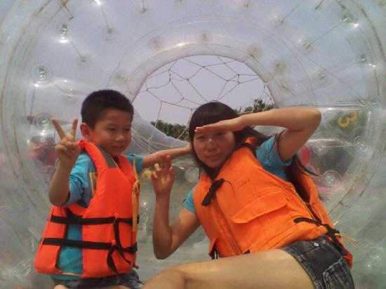 Changlu Farm : 水上汽球