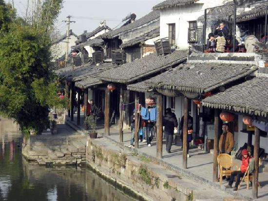 Zhejiang, Chine : 惬意的生活