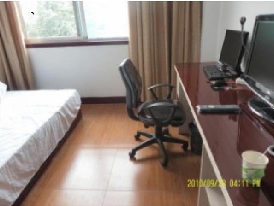 Jiumu Hotel : 独立卫生间