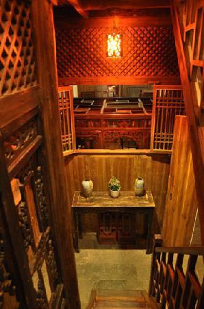 Hui Boutique Hotel: 楼梯