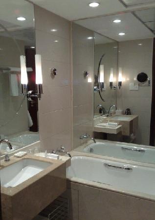 Yaojiang New Century Hotel: 浴室1