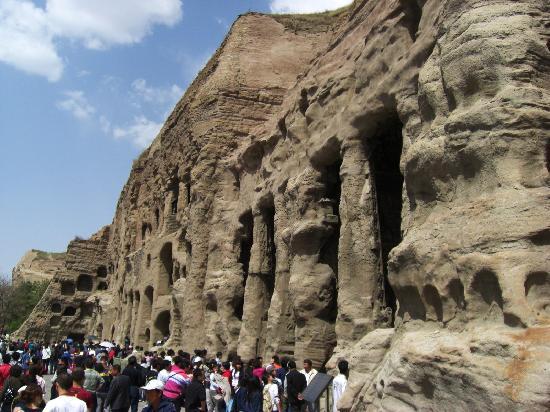 Shanxi, Kina: 石窟