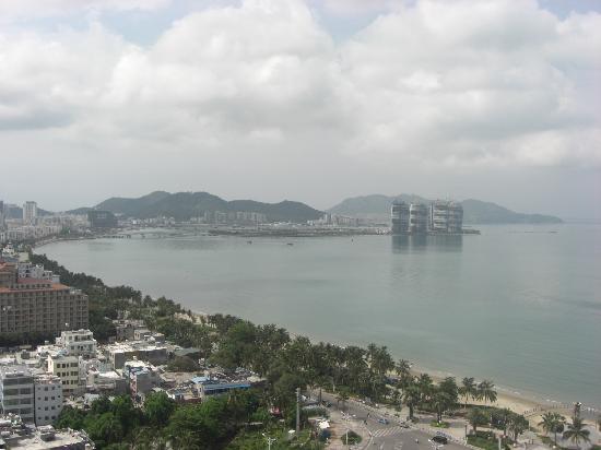 Muhai Hostel Jinfenghuang Apartment: 那一片与海相连的城市~