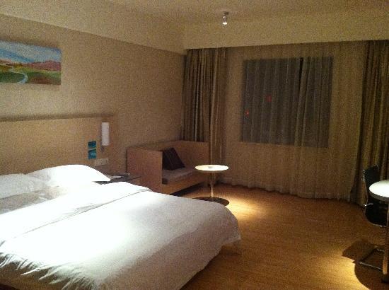 Chengshibianjie Hotel Liuzhou Liuyong Road