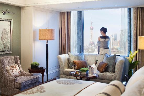 Waldorf Astoria Shanghai on the Bund: Junior Suite